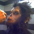 Protesis efectos especiales mono