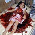 Protesis efectos espciales cadaver de niña
